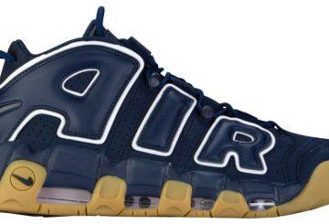 6月29日発売★ Nike Air More Uptempo  Obsidian/Obsidian-White-Gum Light Brown  921948-400  【ナイキ エア モア アップテンポ 】