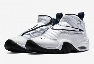近日発売★ Nike Air Shake NDestrukt  White/Navy-Black 880869-102  【ナイキ エア シェイク インデストラクト】
