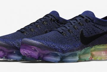 "6月1日発売★NIKE AIR VAPORMAX ""BE TRUE""  Deep Royal Blue/Concord-White-Pink Blast 883275-400 (ナイキ エア ヴェイパー マックス)"
