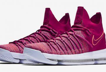 検索リンク★5月14日発売★ Nike KD 9 Elite Racer Pink/White 878639-666 【ナイキ KD9 エリート】