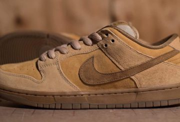 "MOVIE★5月25日発売★Nike SB Dunk Low ""Reverse Reese Forbes Wheat"" 【ナイキ ダンク SB ""リース フォーブス""】"