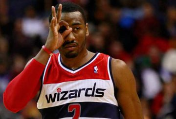 MOVIE★ 劇的★第6戦  John Wall Game Winner Celtics VS Wizards Game 6