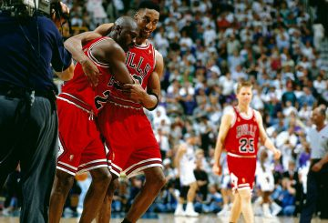 あれから20年…NBA Finals 1997 Chicago Bulls VS Utah Jazz The flu game Game 5