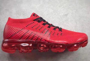 詳細画像追記★CLOT x Nike Air VaporMax Red/Black AA2241-006 (クロット × ナイキ エア ヴェイパーマックス)
