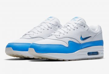 検索リンク追記★7月13日発売★Nike Air Max 1 SC Jewel White/University Blue  918354-102