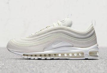 """検索リンク★6月29日発売★ Nike Air Max 97 """"White Snakeskin""""  Summit White/Sail  921826-100 (ナイキ エアマックス 97 )"""