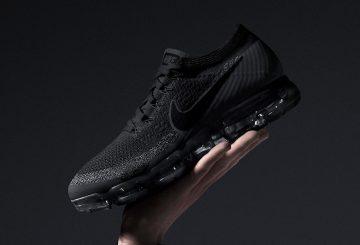 検索リンク追記★MOVIE★国内6月29日発売★ Nike Air VaporMax  Black/Anthracite-Dark Grey  849558-007  (ナイキ エア ヴェイパーマックス )