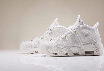 検索リンク追記★7月15日発売★ Nike Air More Uptempo  Light Bone/White-Light Bone 921948-001 (ナイキ エア モア アップテンポ)