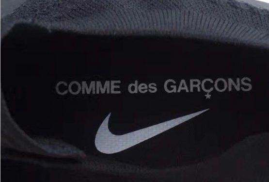 リーク★ COMME Des GARÇONS x Nike Air VaporMax  (コム デ ギャルソン × ナイキ ヴェイパーマックス )