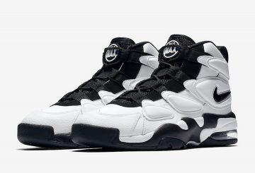 海外7月1日発売★ Nike Air Max2 Uptempo  White/White-Black  922934-102 (ナイキ エア マックス 2 アップテンポ )
