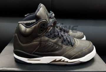 """9月16日発売★ Nike Air Jordan 5 Retro Premium """"Heiress """" (ナイキ エアジョーダン 5 )"""