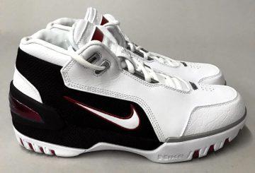 検索リンク追記★9月9日発売★ Nike Air Zoom Generation QS  White/White-Varsity Crimson-Black  AJ4204-101