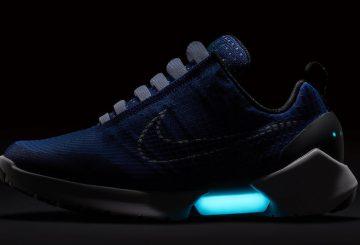 """9月30日発売★ Nike HyperAdapt 1.0 """"Sport Royal""""  Sport Royal/Blue Lagoon-Black 843871-400  (ナイキ ハイパーアダプト 1.0)"""