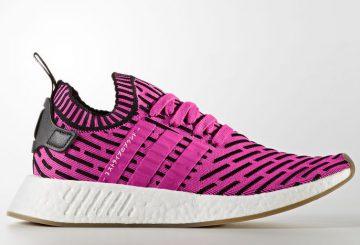 """10月発売★ adidas NMD R2  """"JAPAN PACK"""" shock Pink  BY9697  /   Core Black BY9696"""
