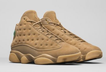 "11月24日発売★NIKE Air Jordan 13 ""Wheat""  Golden Harvest/Elemental Gold 414571-705 (ナイキ エアジョーダン 13)"