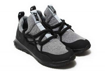 ユニセックス展開★予約受付中★ Nike WMNS City Loop Dark Grey/Black Style  AA1097-001  (ナイキ ウィメンズ シティ ループ)