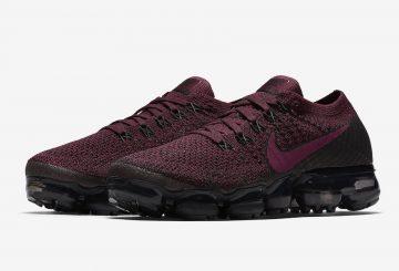 フォールシーズン発売★ Nike WMNS Air VaporMax Berry Purple/Black 849557-605 (ナイキ ウィメンズ エア ヴェイパーマックス)