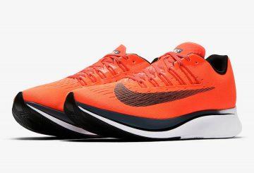 9月22日発売★ Nike Zoom Fly  Bright Crimson/Black  880848-614 (ナイキ ズーム フライ )