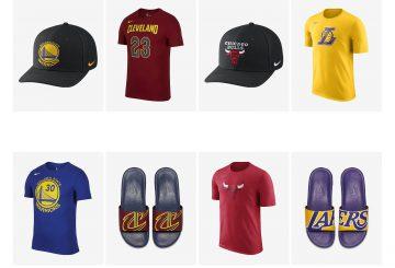8色★NIKE AIR FORCE 1 &アパレル NBA コレクション 発売開始
