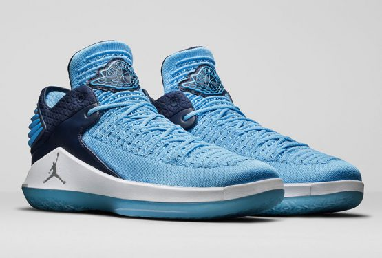 "検索リンク&動画★NIKE  Air Jordan 32 Low ""Win Like 82"" ah3347-401 University Blue/White   (ナイキ エアジョーダン 32 LOW)"