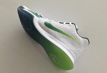 """動画★ Nike Kyrie 3 Boston Celtics PE (ナイキ カイリー 3 """"ボストン"""")"""