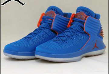 検索リンク★11月22日発売★NIKE AIR JORDAN XXXII PF SIGNAL BLUE/TEAM ORANGE-METALLIC SILVER ah3348-400 (エアジョーダン 32)