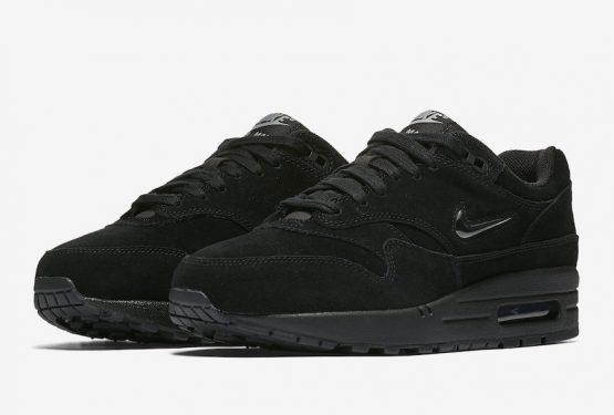 """海外展開中★ Nike Air Max 1 Premium SC Black/Black AA0512-001 (エアマックス 1 プレミアム """"ジュエル"""")"""