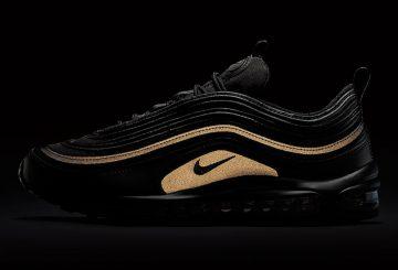 """12月2日発売★ Nike Air Max 97 """"Gold Reflective"""" AA3985-001"""