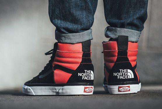 11月3日発売★ The North Face x Vans WINTER COLLECTION (ノースフェイス × バンズ )