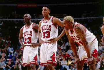 "動画★ 1996 CHICAGO BULLS ""ROAD TO 72 WINS"""