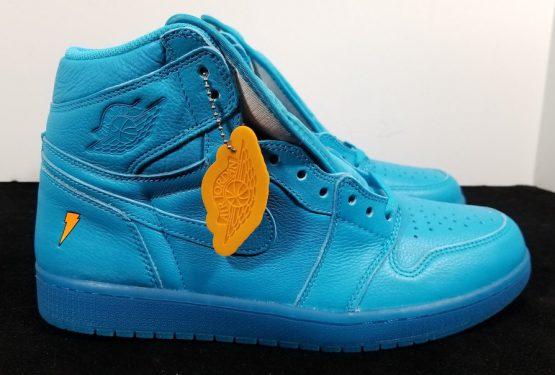 """動画★ 12月26日発売★ nke Air Jordan 1 Gatorade  Blue Lagoon/Blue Lagoon  AJ5997-455 (ナイキ エアジョーダン 1 """"ゲータレード""""))"""