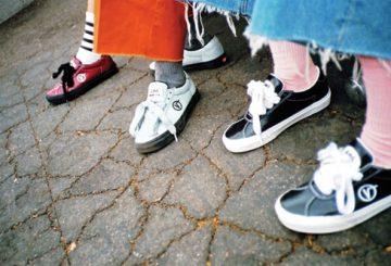 レディース★12月15日発売★全3色★  X-GIRL × MADEME × VANS WALLY VULC   (エックスガール × メイドミー × バンズ ウォーリー バルカ)