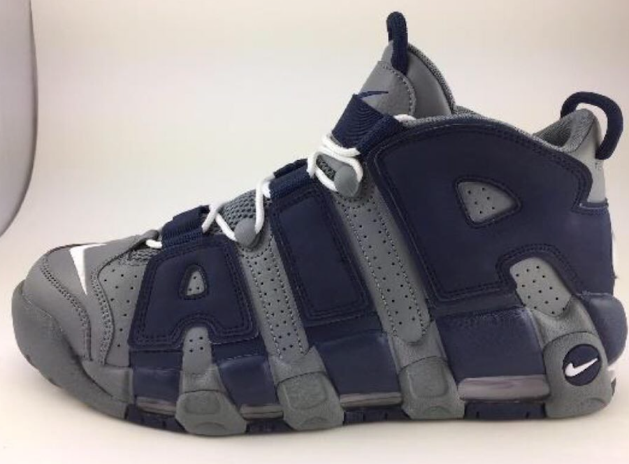Nike Air More Uptempo Cool Grey/White