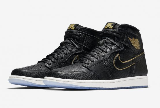NIKE AIR JORDAN 1 RETRO HIGH OG BLACK/METALLIC GOLD-SUMMIT WHITE  555088-031 ナイキ エアジョーダン1 レトロ ハイ OG