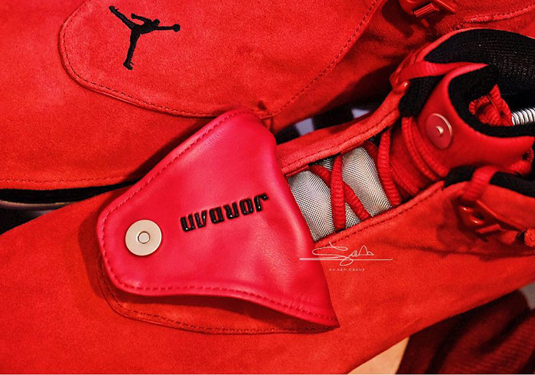 """29838711d99 NIKE Air Jordan 18 """"Raging Bull"""" (ナイキ エアジョーダン18 ..."""