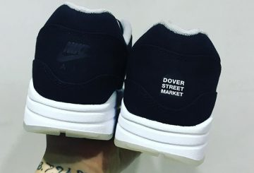 Dover Street Market x Nike Air Max 1  Black/White/Wolf Grey/Black AH8051-001