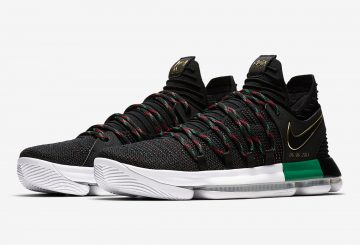 1月15日発売★ Nike KD 10 BHM  Multi-Color/Multi-Color  AA4197-003 (ナイキ KD 10 BHM)