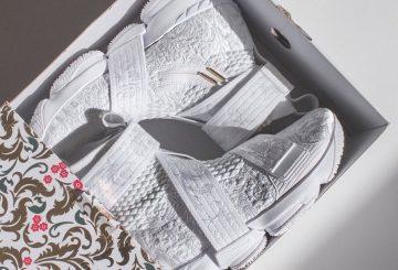 """リーク★2月発売★ KITH Nike LeBron 15 """"City of Angels"""" (キス × ナイキ レブロン 15)"""