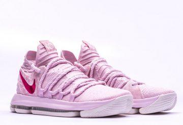 "Nike KD 10 ""Aunt Pearl""  (ナイキ KD 10)"