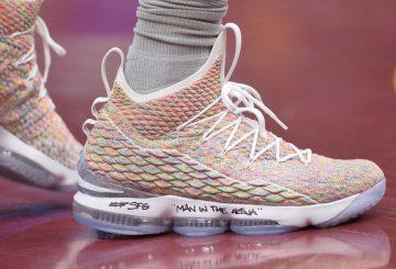 """Nike LeBron 15 """"Fruity Pebbles """" (ナイキ レブロン 15)"""