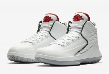 2月28日発売予定★NIKE Air Jordan 32 NRG Italy White/University Red AJ5981-163 (ナイキ エアジョーダン 32)
