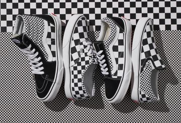 "発売中★ Vans ""Checkboard Print""  collection"