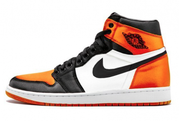 "NIKE AIR JORDAN 1 SATIN ""SHATTERED BACKBOARD"" (ナイキ エアジョーダン 1)"