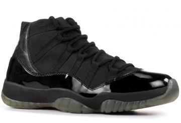 5月26日発売★ NIKE Air Jordan 11 Color: Black/Black-Black Style Code: 378037-005 (ナイキ エアジョーダン 11)