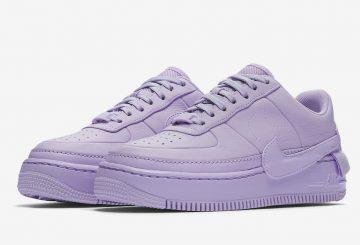 レディース★  Nike Air Force 1 Low Jester Violet Mist/Violet Mist  AO1220-500 (ナイキ エアフォース 1 ジェスター)