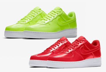 "NIKE AIR FORCE 1 LOW ""PATENT LEATHER"" (ナイキ エアフォース1 パテント レザー)"