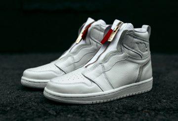 3月8日発売★全2色★ NIKE Air Jordan 1 High Zip  aq3742-116  aq3742-016(ナイキ エアジョーダン 1 ZIP)