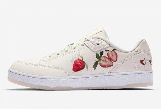 発売中★ Nike Grandstand II Pinnacle  Sail/Sail-White-Storm Pink  AO2642-100 (ナイキ グランドスタンド 2 ピナクル)