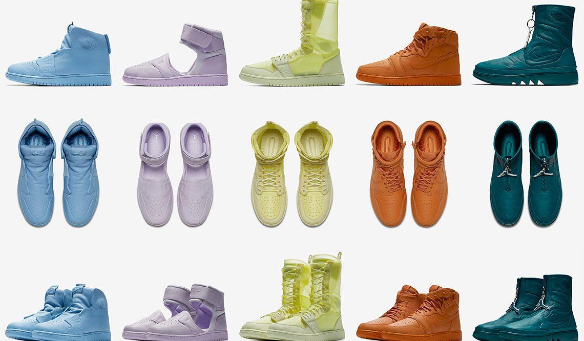 """4月6日発売★ NIKE Air Jordan 1  The """"Reimagined"""" Pack (ナイキ エアジョーダン 1 """"リイマジンド"""")"""