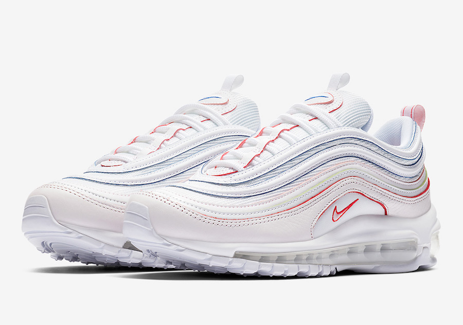 Nike Air Max 97 Lux Schuhe Damen Sneaker braun